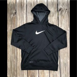 A nike sweatshirt, that I've only worn 2-3 times.